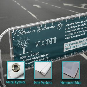 Fabric PVC Banners