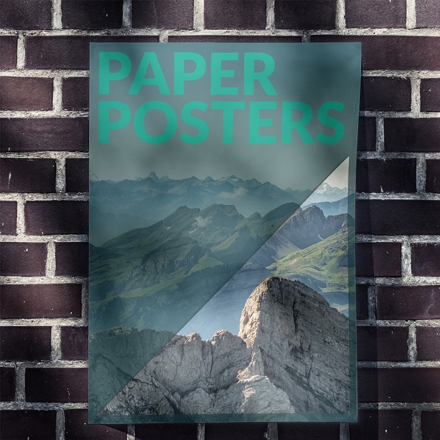 Paper Posters