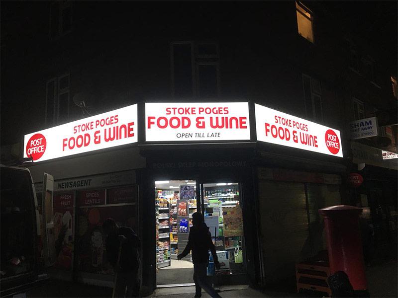 Signage for Shops
