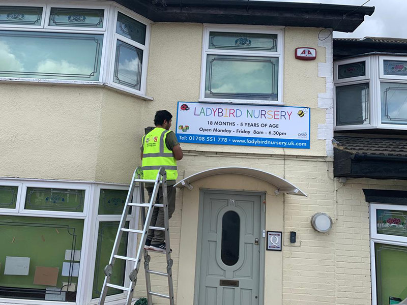SIGNAGE & SIGN MAKERS LONDON